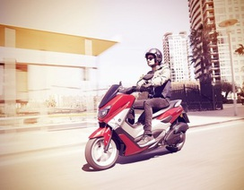 Yamaha NMAX - Đối thủ mới của Honda PCX