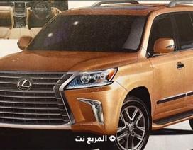Lexus trì hoãn ra mắt LX 570 thế hệ mới?