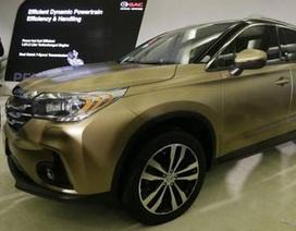Ngành công nghiệp ô tô Trung Quốc vẫn loay hoay