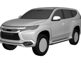 Mitsubishi Pajero Sport thế hệ mới trông sẽ thế nào?
