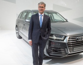 Audi sẽ không làm xe minivan