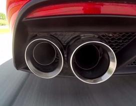 Shelby GT350R Mustang -Tiếng máy gọi...