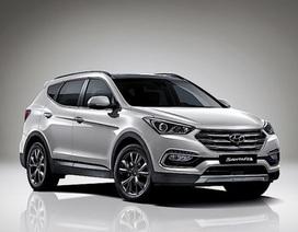 Hyundai giới thiệu Santa Fe phiên bản nâng cấp