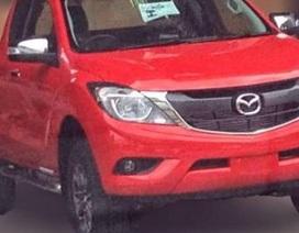 Hé lộ hình ảnh Mazda BT-50 phiên bản mới