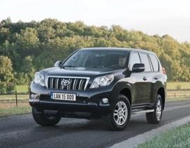Động cơ diesel mới cho Land Cruiser Prado