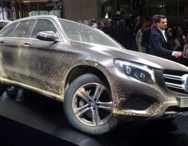 Diện kiến mẫu SUV mới của Mercedes sẽ thay thế GLK