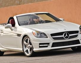 Sẽ không còn xe Mercedes-Benz số sàn