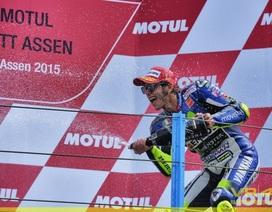 MotoGP 2015 chặng 8: Kinh nghiệm lên ngôi