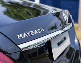 Trung Quốc tiêu thụ phần lớn xe Mercedes-Maybach của thế giới