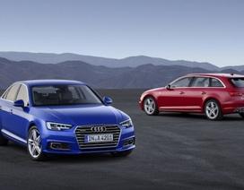 Audi A4 thế hệ mới - Nâng cấp công nghệ