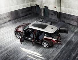MINI Cooper Clubman thế hệ mới giữ nguyên thiết kế 6 cửa