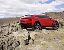 Thêm thông tin về mẫu SUV mới của Lamborghini