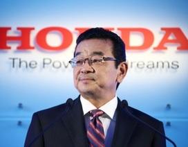 Honda triệu hồi thêm hàng triệu xe do lỗi túi khí