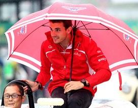 Tạm biệt Jules Bianchi!