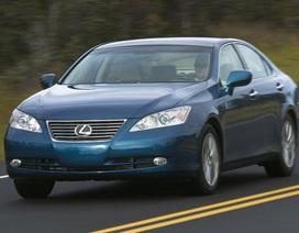 Vụ triệu hồi xe Toyota lịch sử có thể bị khơi lại