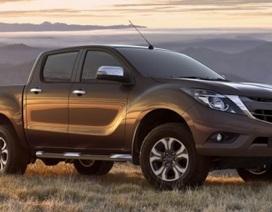 Mazda BT-50 phiên bản 2016 có gì mới?