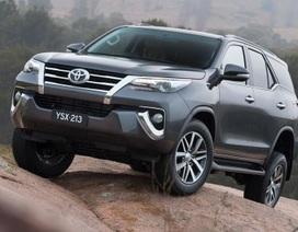 Toyota chính thức giới thiệu Fortuner thế hệ mới