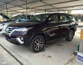 Lộ diện Toyota Fortuner thế hệ mới