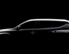 Mitsubishi hé lộ thêm hình ảnh giới thiệu Pajero Sport mới