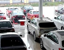 Nhập khẩu ôtô bắt đầu chặng tăng tốc cuối năm?