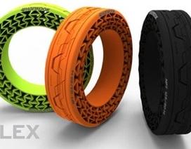 Hankook giới thiệu lốp iFlex không cần bơm hơi