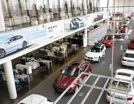 Nốt trầm trên thị trường ô tô Trung Quốc