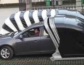 Ý tưởng hay cho bãi đỗ xe ngoài trời