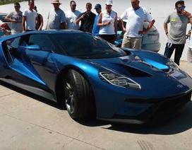 Ford ngượng chín mặt vì siêu xe GT