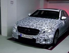 Có thể đỗ xe Mercedes-Benz bằng điều khiển từ xa