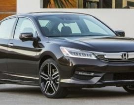 Honda Accord phiên bản mới 2016 - Hiện đại hơn