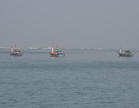 Tàu cá bị tàu nước ngoài cướp tài sản khi đang mắc cạn