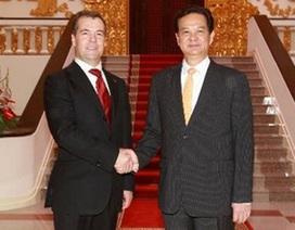 Việt - Nga: Tăng cường hợp tác khai thác dầu khí tại hai nước