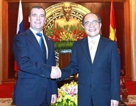 Không ngừng củng cố quan hệ tốt đẹp Việt Nam-Nga