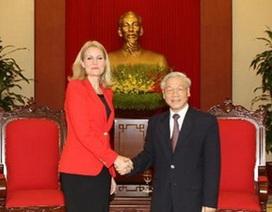 Việt Nam coi trọng quan hệ hợp tác với Đan Mạch
