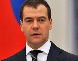 Thủ tướng Medvedev nói về quan hệ Việt-Nga