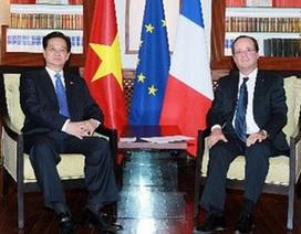 Thủ tướng dự Hội nghị Cấp cao Á-Âu 9 tại Vientiane