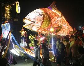 Chiêm ngưỡng những mô hình đèn Trung thu độc đáo