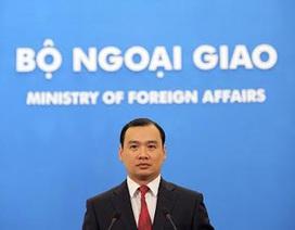 Việt Nam mong Ukraine sớm ổn định