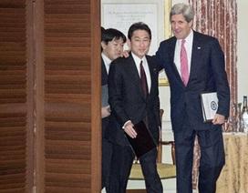Mỹ cam kết bảo vệ đồng minh Nhật khỏi Trung Quốc