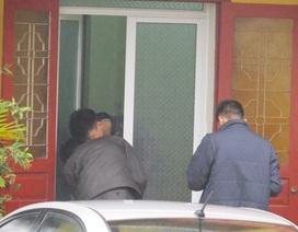 Cả 3 phòng Phó chủ tịch quận bị trộm xâm nhập