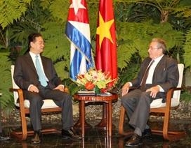 Thông cáo báo chí chung Việt Nam - Cuba