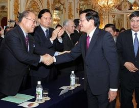 """""""Việt Nam là điểm đến tin cậy cho doanh nghiệp Nhật Bản"""""""