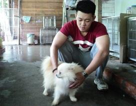 """Hà Nội: Dịch vụ trông giữ chó, mèo """"đắt khách"""" dịp nghỉ lễ"""