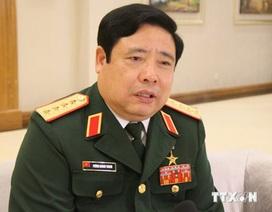 Bộ trưởng Quốc phòng Việt Nam-Trung Quốc bàn về Biển Đông
