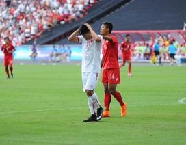 Hồng Quân bỏ lỡ bao nhiêu cơ hội xé lưới U23 Myanmar?