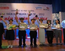 TPHCM: Phát động giải Trần Đại Nghĩa lần thứ 10 dành cho học sinh phổ thông