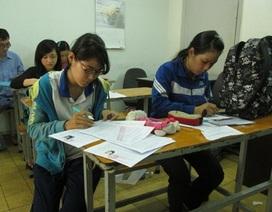 Nhiều trường ĐH dự kiến không tăng chỉ tiêu tuyển sinh năm 2014