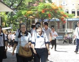 TPHCM: Dự kiến 15/6 có kết quả thi tốt nghiệp THPT