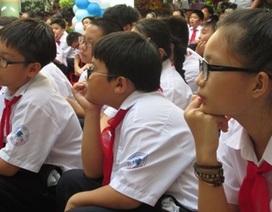 TPHCM: Bùng phát bệnh đau mắt đỏ tại các trường học
