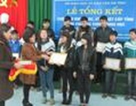 Hà Tĩnh: Học sinh Trường THPT Cù Huy Cận đạt giải Nhì cuộc thi sáng tạo khoa học kỹ thuật